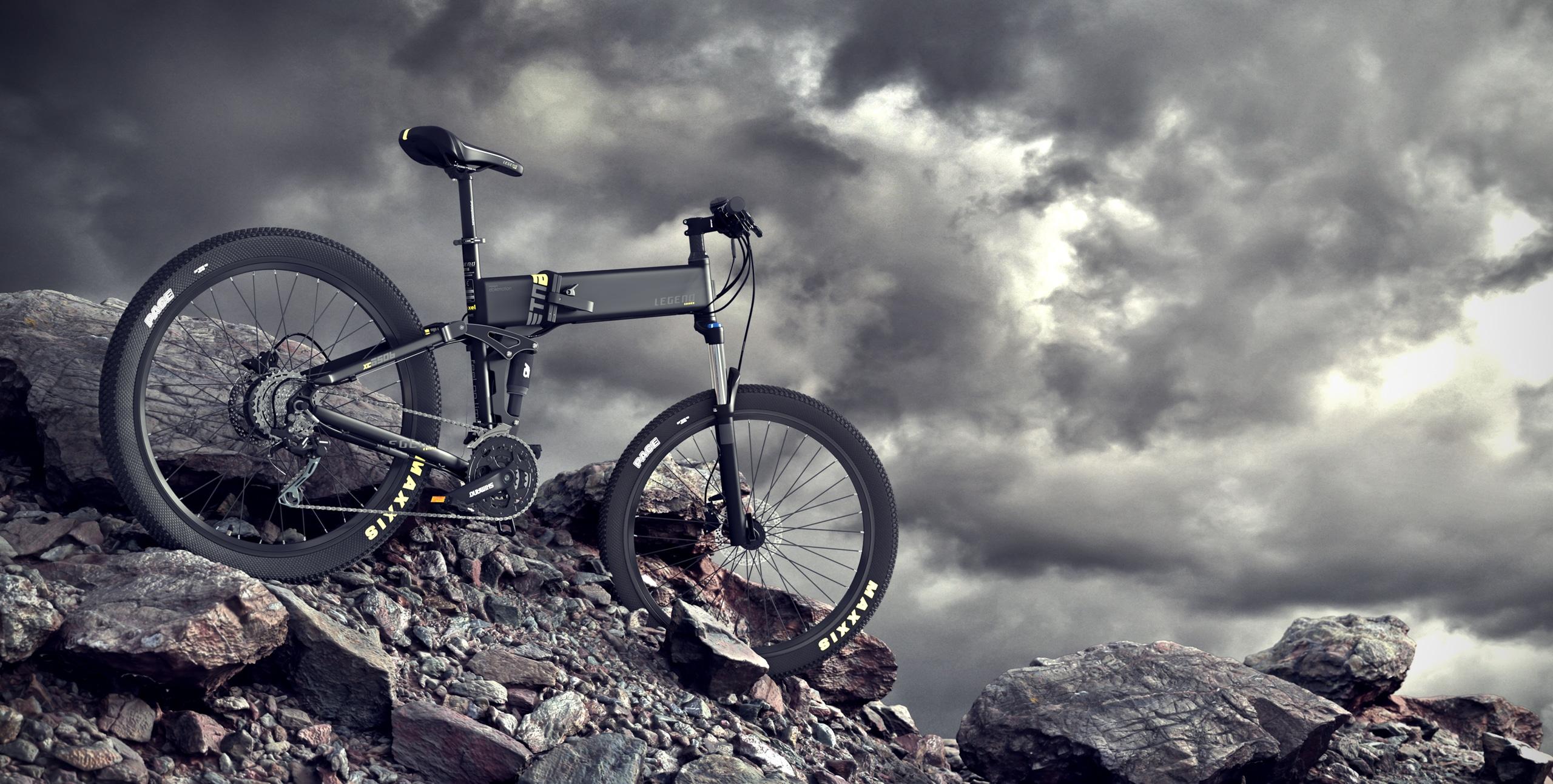 LEGEND eBIKES Etna