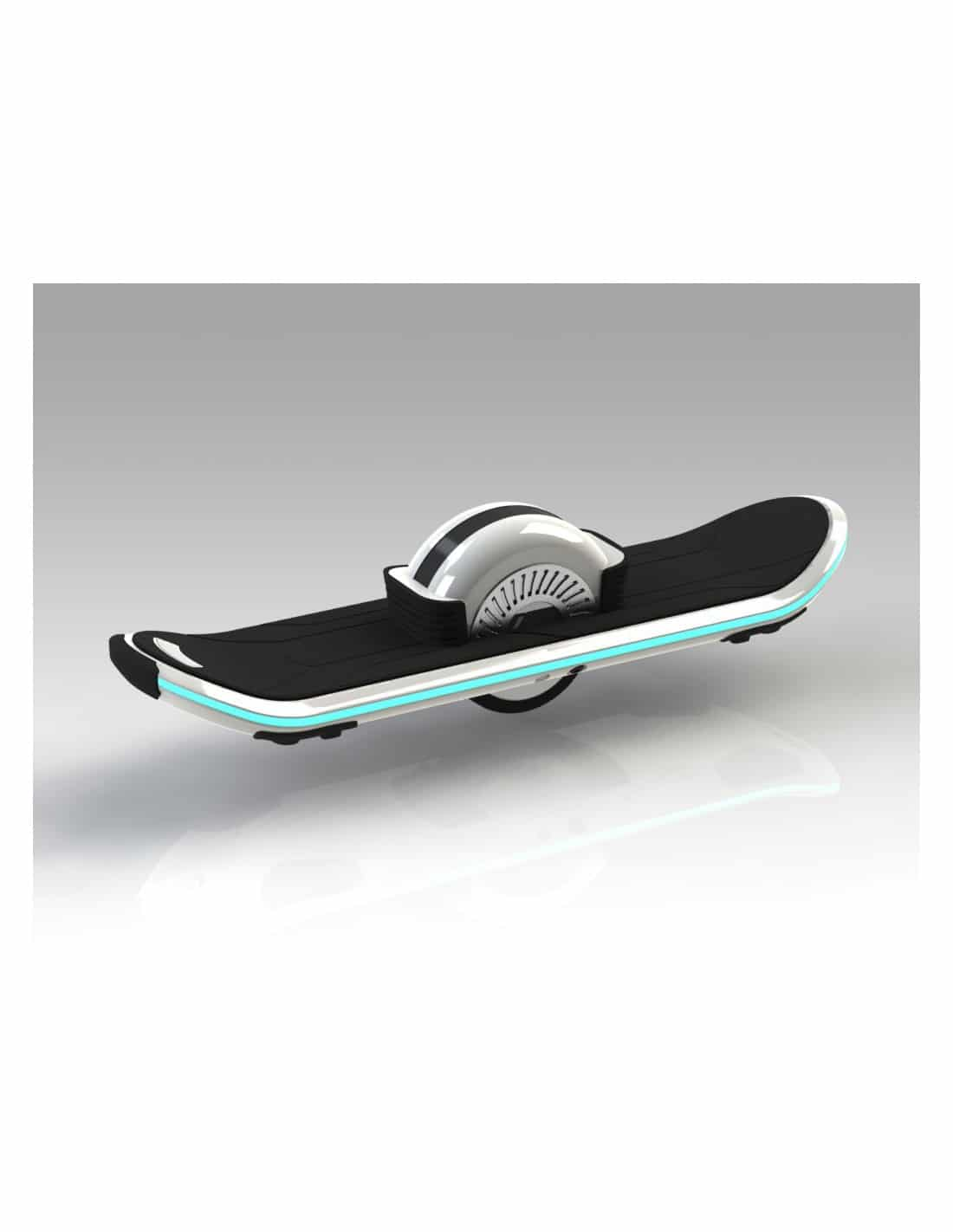 Hoverboard Marty Mcfly Bluetooth ♬